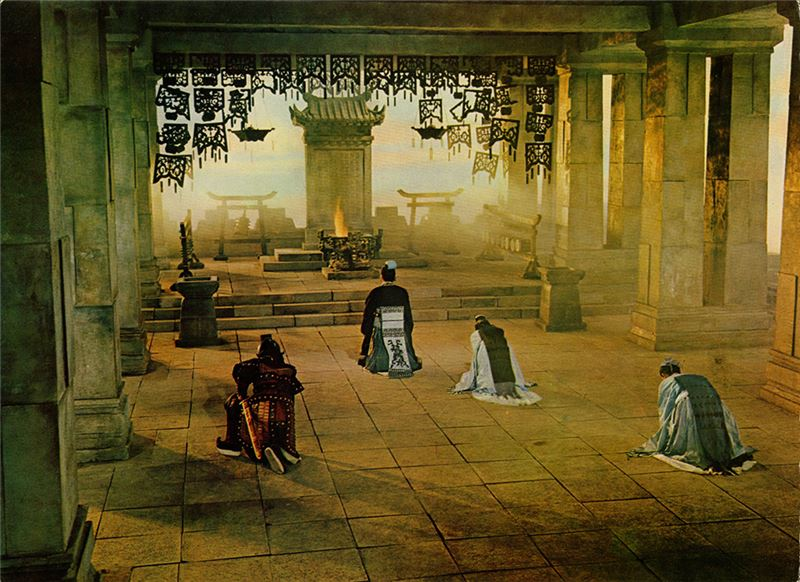This film is the grandest historical epic in the history of Taiwanese cinema.