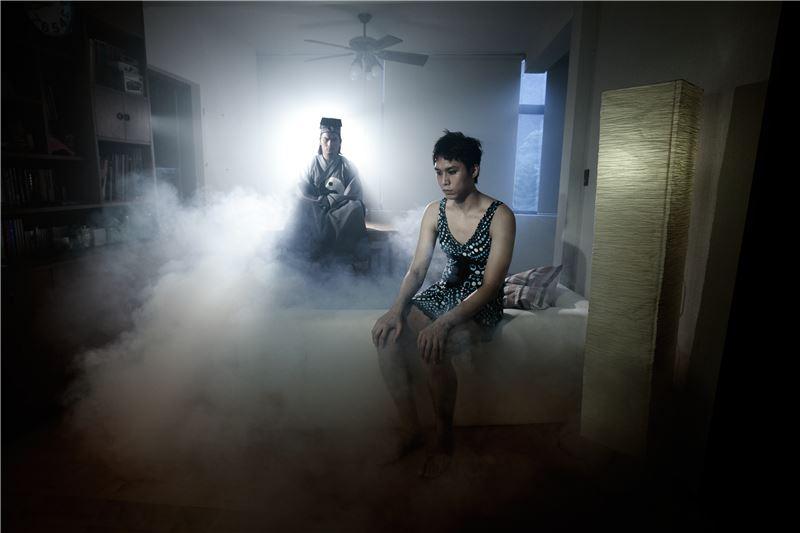 蘇匯宇〈使蒂諾斯家庭實境秀:午夜時段〉