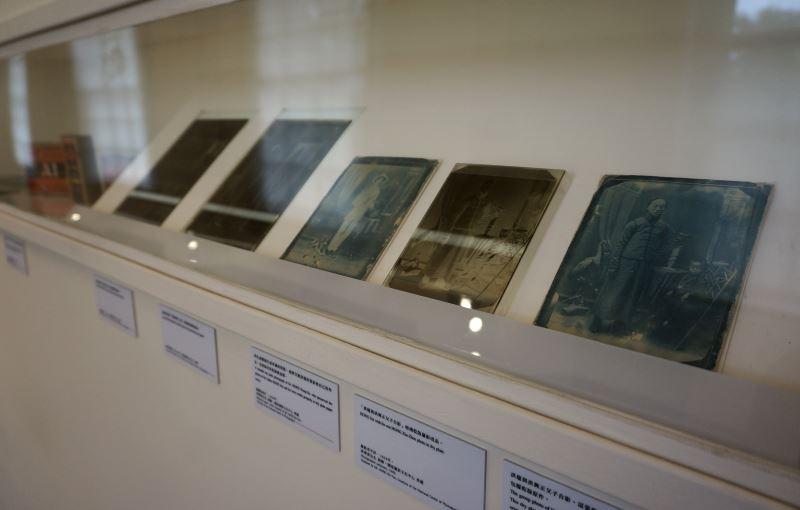 圖4_1909年玻璃乾版攝影成品