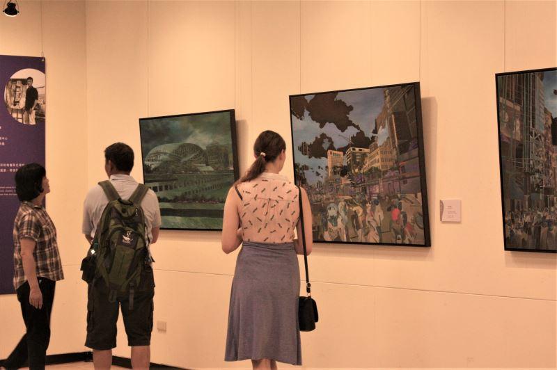 中正紀念堂展覽現場照片  (1)