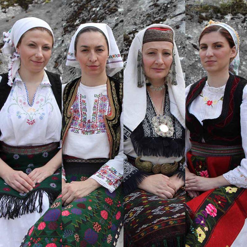 塞爾維亞|斯巴耶齊重唱團 Svetlana Spajić Group
