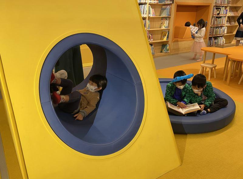 文學樂園空間舒適
