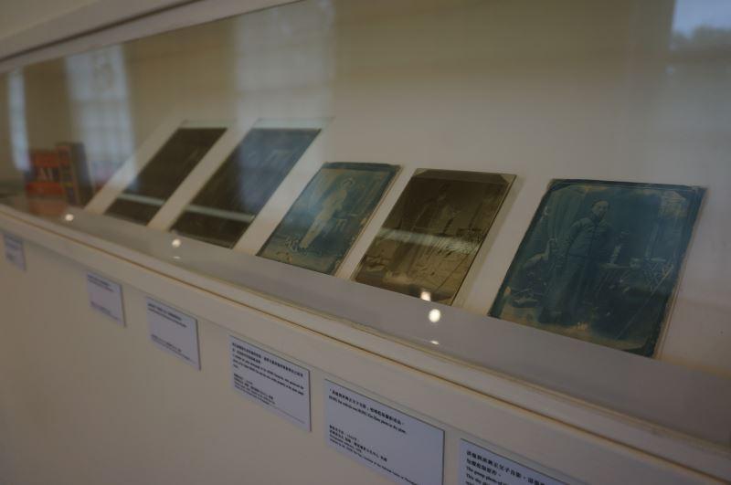 光影如鏡-玻璃乾版影像展_1909年玻璃乾版攝影成品