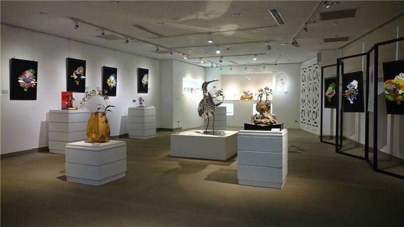 第二展覽室,共2張,第1張