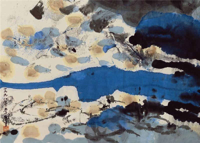 LEE Chung-chung〈Vitality〉Detail