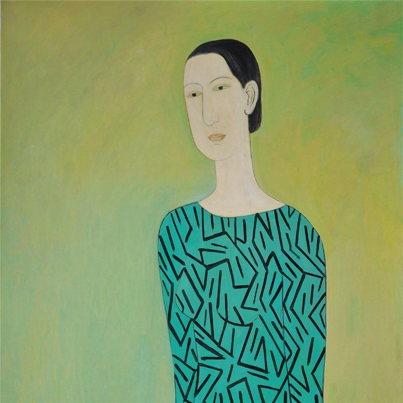 CHIU Ya-tsai〈Maid〉Detail