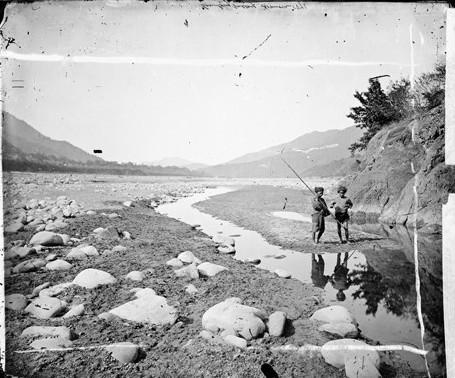 Photographed by 19th century Scottish geographer John Thomson.