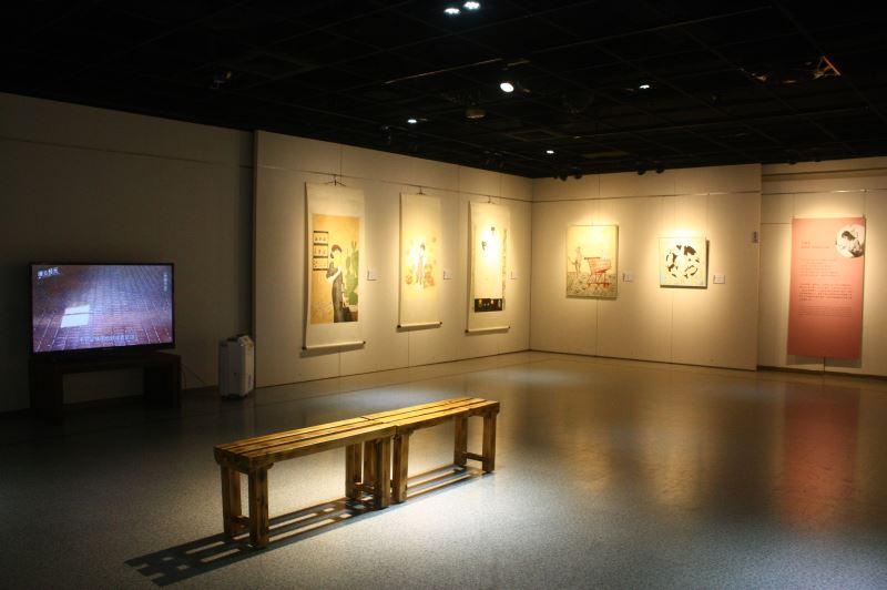 彰化生活美學館展覽現場 (1)