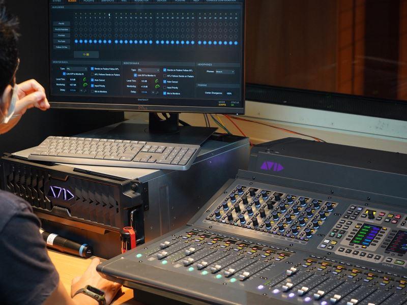 「NTSO數位音樂廳」專業音響設備升級為數位架構