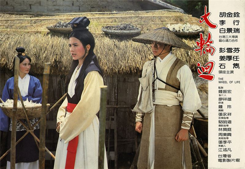 in the early years of Republic of China, a man of rich family falls in love with a diva from a Chinese Opera troupe;