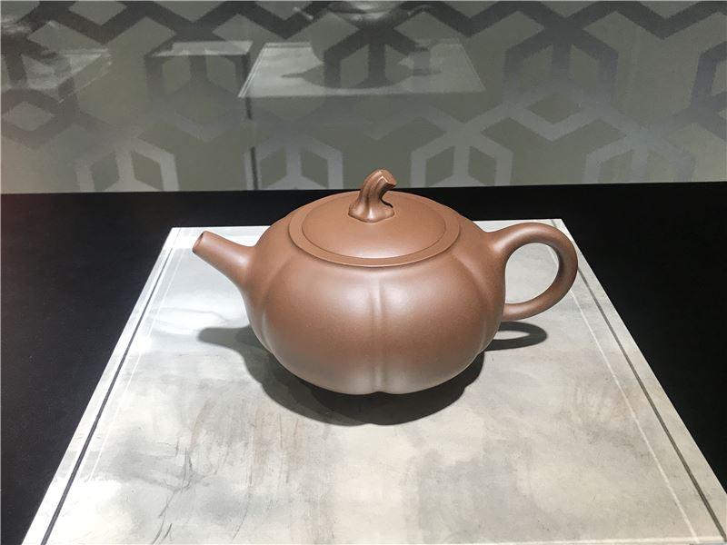 朱江龍-2011田園系列紫砂壺
