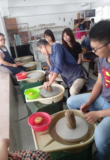 陶瓷工藝教學