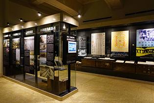 土地銀行行史展區