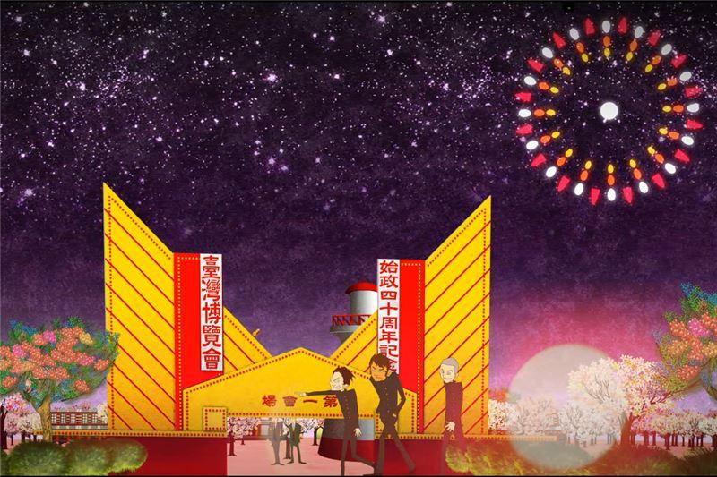 日本時代舉辦的博覽會