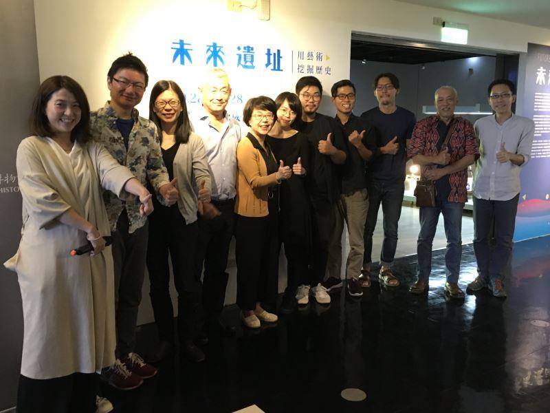 『史前館藝術駐村成果展』9月28日起卑南遺址公園展示廳揭幕,