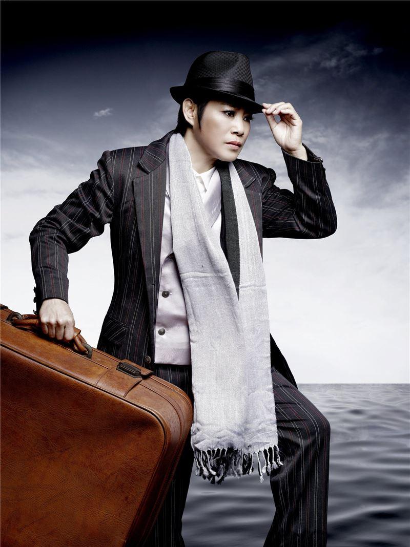 《安平追想曲》演出照片(2011)。(張秀琴飾玉祿)