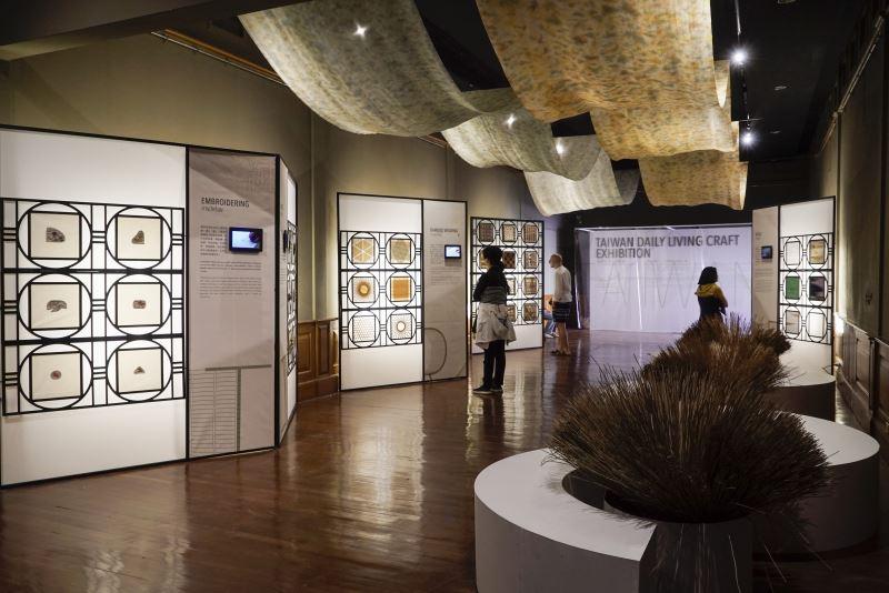 「臺灣生活工藝特展」在泰國清邁藝術文化中心舉辦