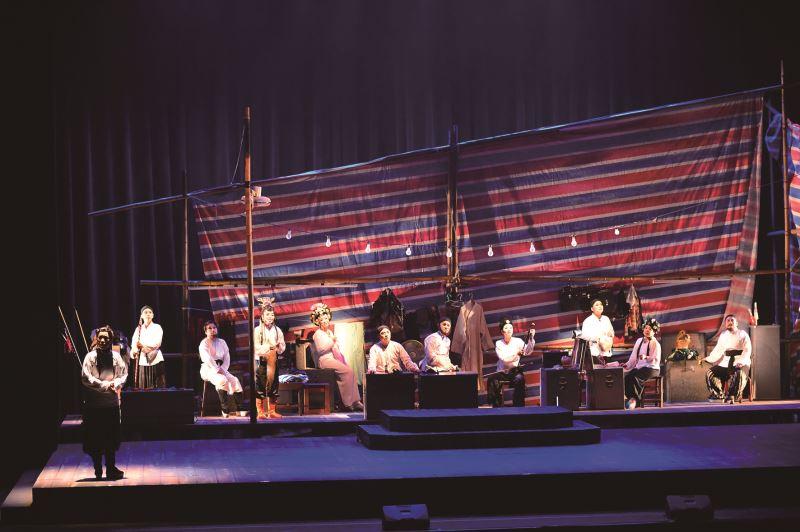 尚和歌仔戲劇團經常響應政府活動,大力推廣戲曲藝術。