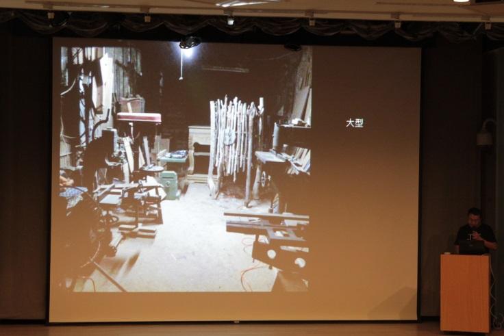 廖柏晴老師分享設計師與工藝家合作的模式