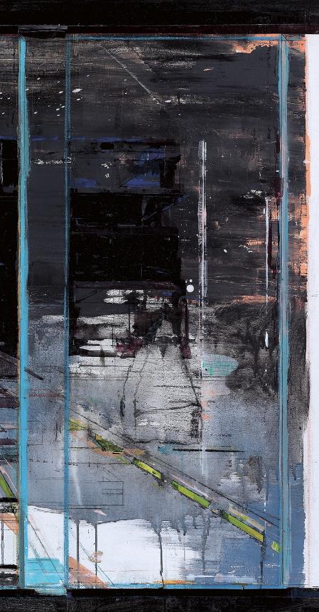 CHEN Chien-Jung〈Landscape 68〉 Detail