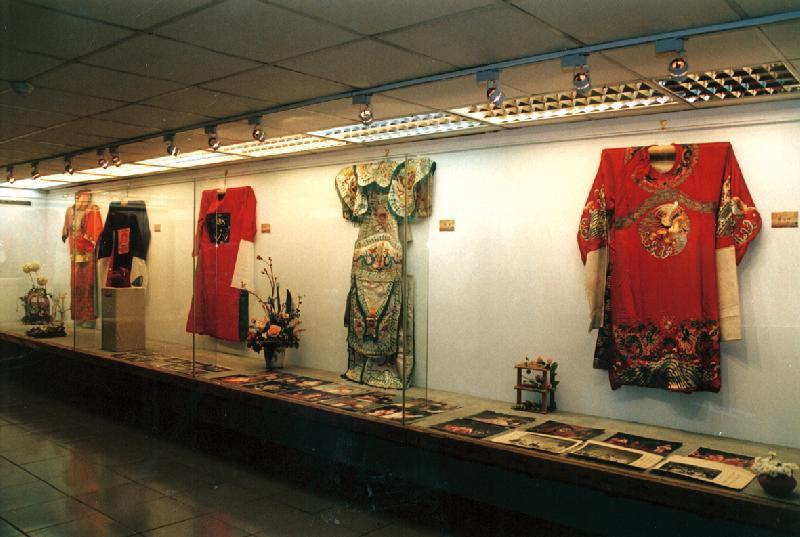 高甲戲文物展覽