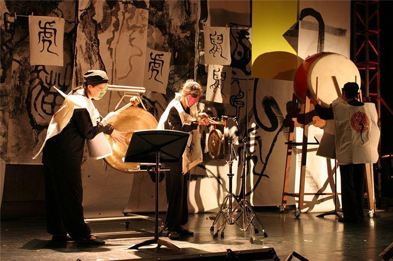 Performance of Percussion Music,Music Director: Qu Chun-quan, Producer: Liu Xuei-Xuan, Director: Li Yi-xiu, Musicians: NCO Percussion Group (2007)