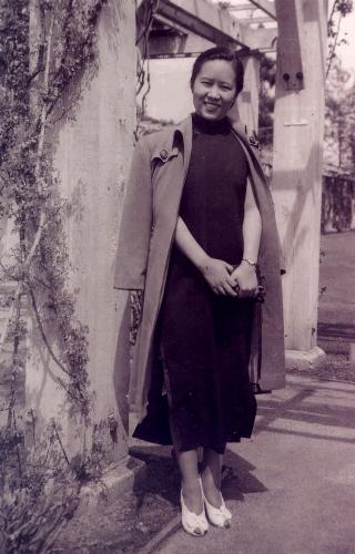 柏克萊時期的吳健雄時