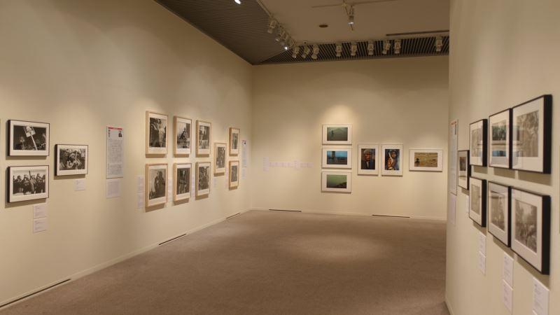 日本清里美術館「回望ー臺灣攝影家的島嶼凝視1970s - 1990s」展場 (1)
