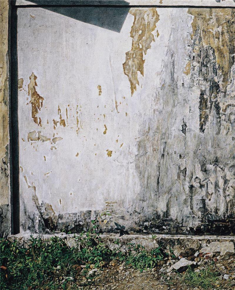 卓有瑞〈峇里島系列 V〉局部圖