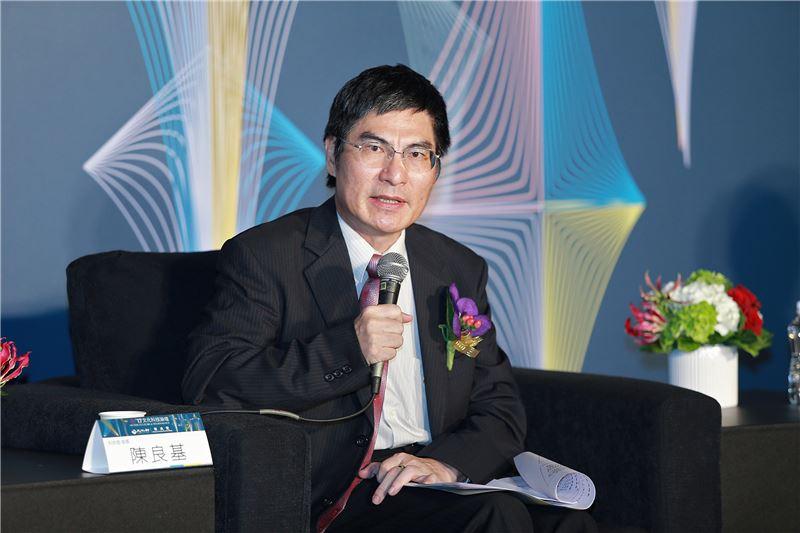 陳良基認為,文化是大眾參與的總和,科技可以用以讓獨特元素和內容傳承下來。
