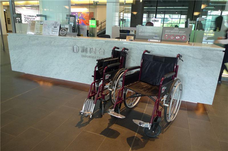 輪椅借用照片
