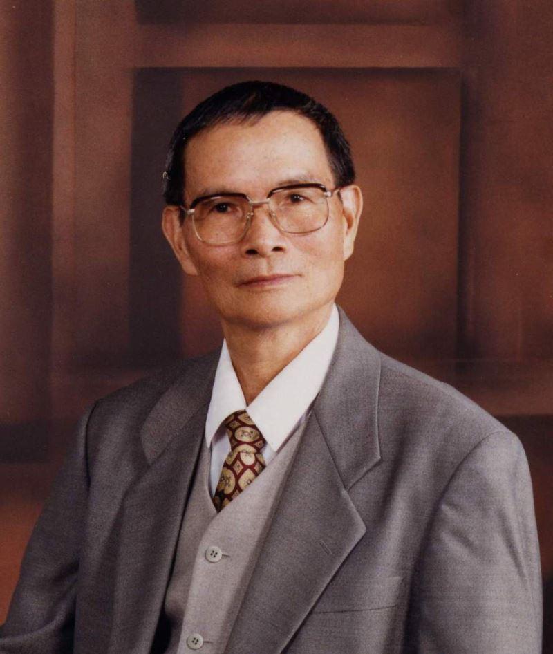 民謠舵手鍾明昆教授。