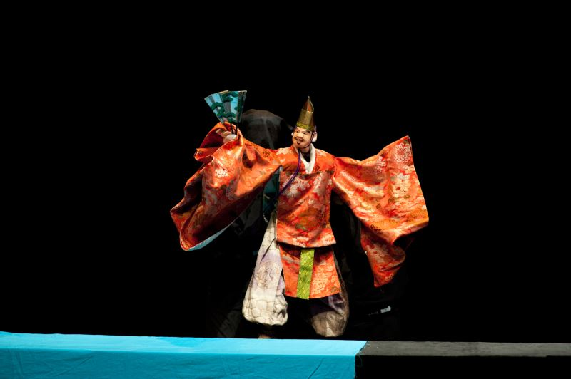2011亞太日本德島阿波人形淨瑠璃劇團