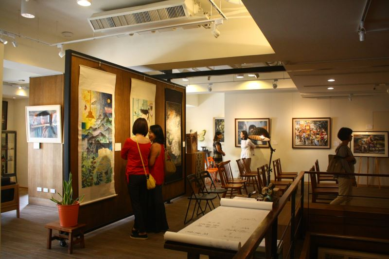 藤藝廊開幕茶會 (4)