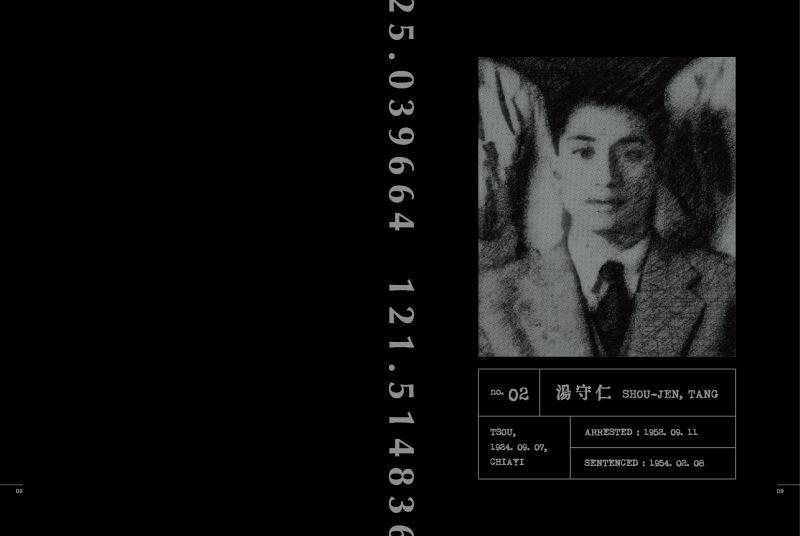 政治受難者紀錄片-湯守仁