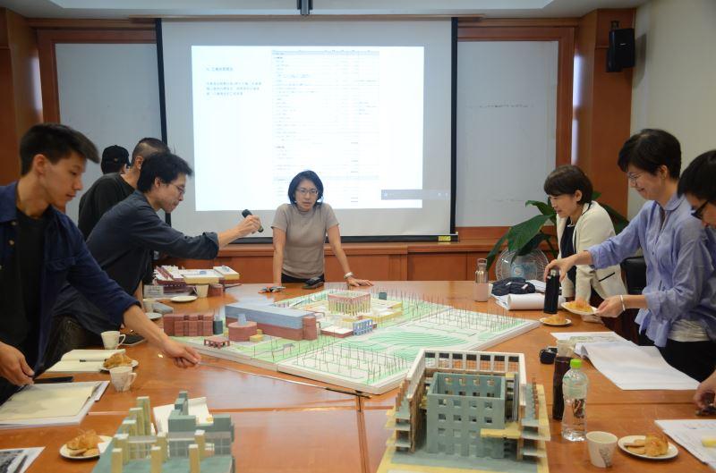 2018年11月28日規劃設計案規劃階段審查會議