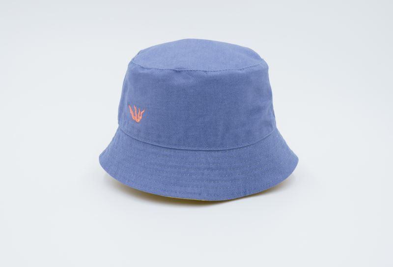 黃虎帽(翻面)