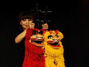 阮胡水仙 Nguyen Ho Thuy Tien《越南偶戲之美》