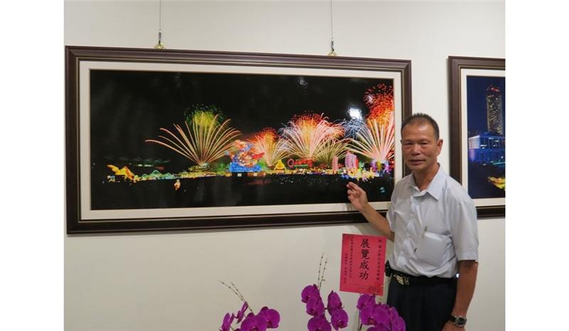 火樹銀花-2012台灣燈會煙火