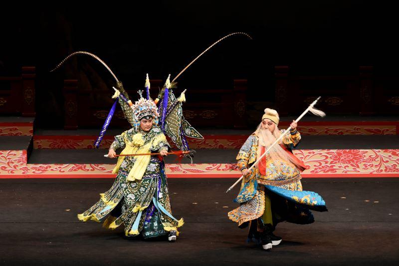 0124臺灣豫劇團《新對花槍》