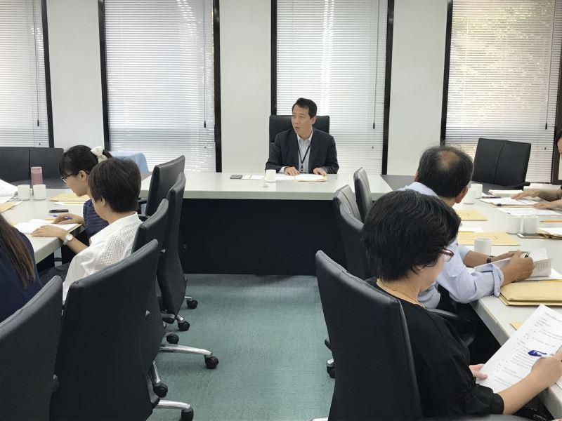 第12屆第4次董監事聯席會議系列照片共2張