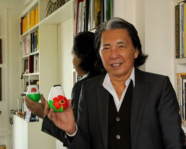 活動發起人高田賢三先生