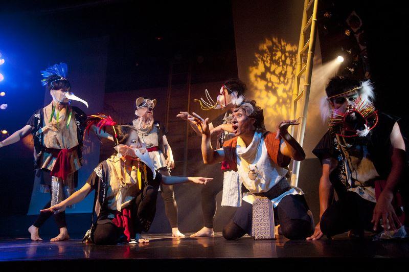 EX-亞洲劇團《猴賽雷》©攝影陳少維