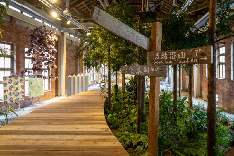 2021臺灣文博會-地方總論館-展場照