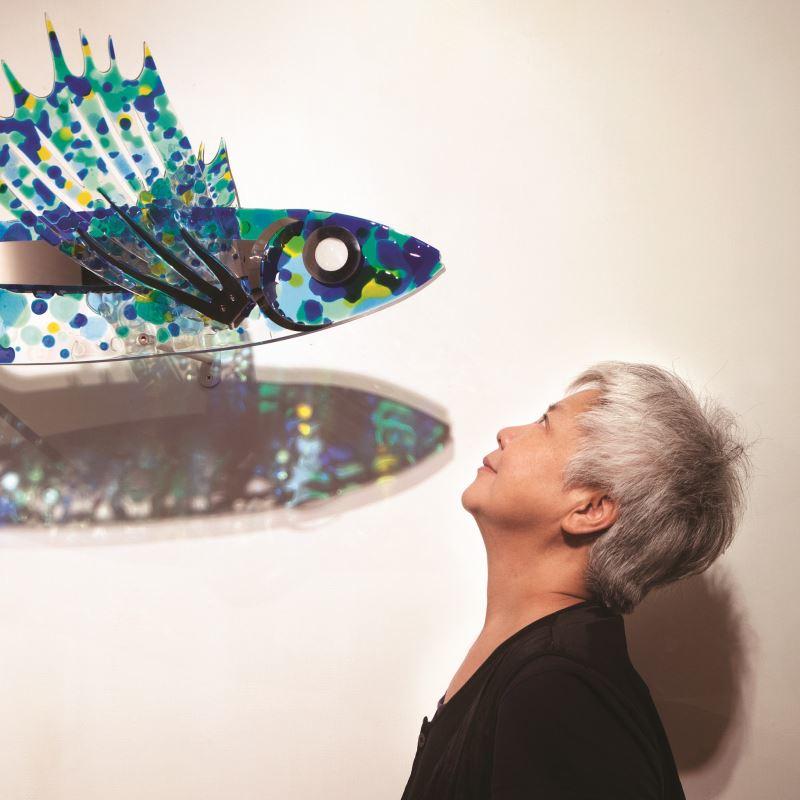 Artist Jun T. Lai