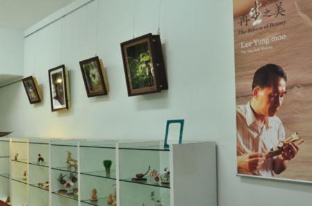 2F樹藝工坊-巧手生花生活植物創意作品