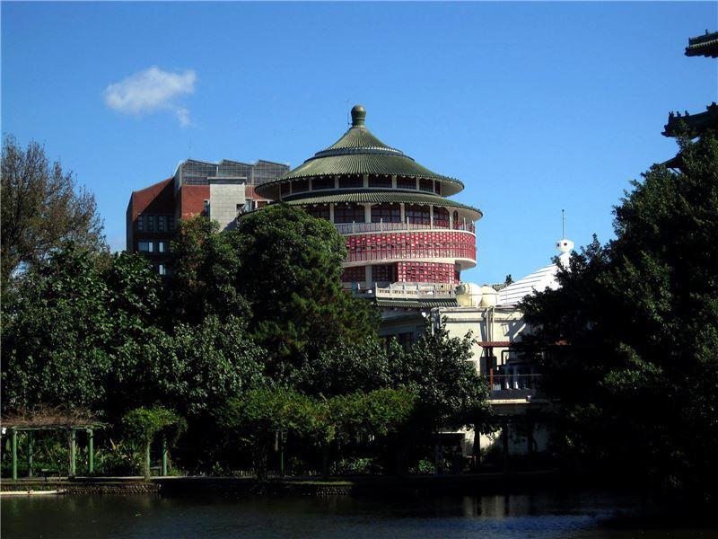 The Figure of NTCRI, Taipei Branch
