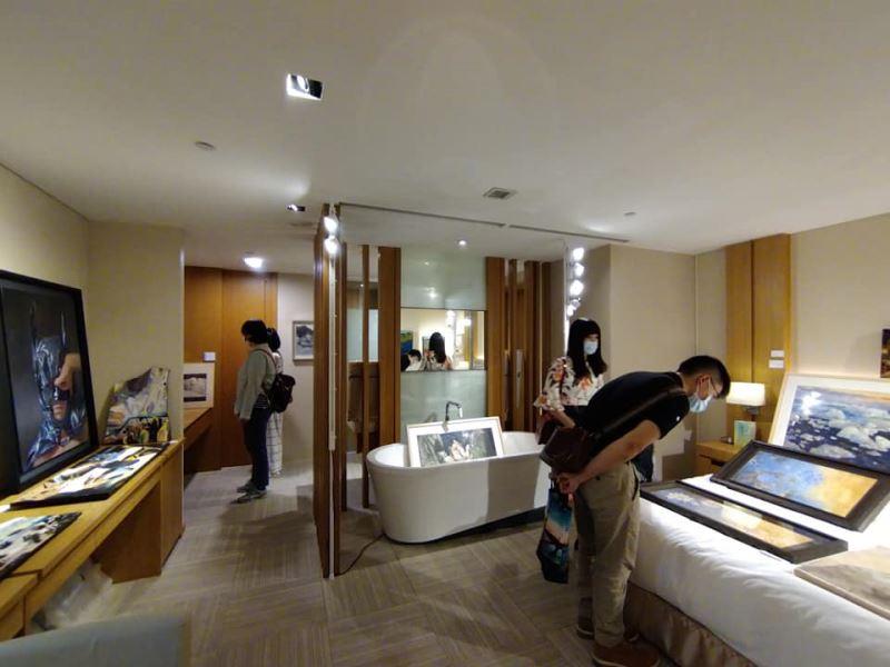 台中藝博會展覽現場 (5)