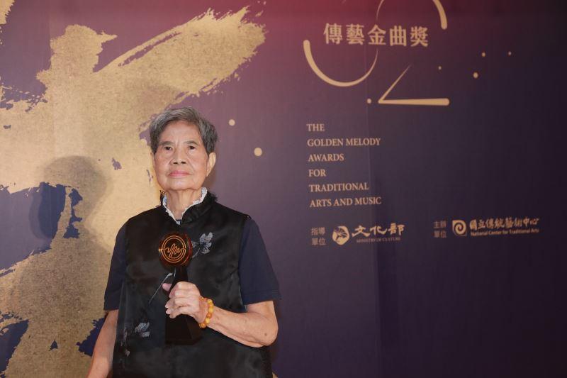 出版類特別獎:廖乾元夫人廖譚章蓉女士