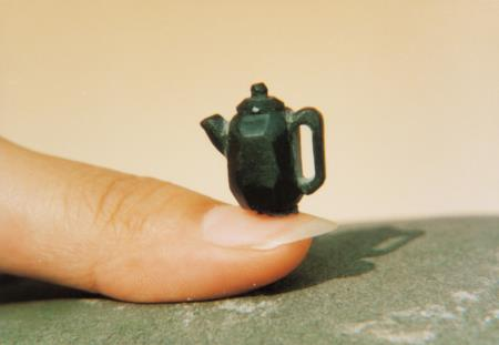 金氏世界紀錄最小茶壺